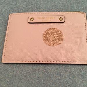 Kate Spade Cardholder (Pink)